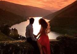 Romantic Celebration in the Douro Valley